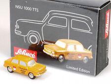 Schuco 50537002 Piccolo NSU 1000 TTS francs Landau Voyage 2005 neuf dans sa boîte 1311-05-42