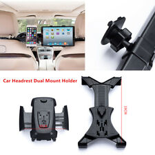 2in1 360° Rotation Universal Car Back Seat Holder Tablet Mobile Phone Stand Ipad