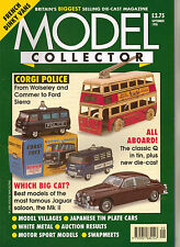 MODEL COLLECTOR Magazine September 1998 Buses Trucks Cars Aircraft EFE Corgi