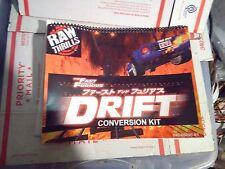 fast and furious tokyo drift arcade manual