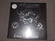 Discharge - Grave New World   LIMITED EDITION  VINYL  LP  NEU  (2016)