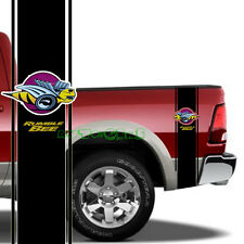 Racing Stripe Rumble Bee Truck Car Vinyl Stickers Decals For 1500 2500 RAM (L&R)