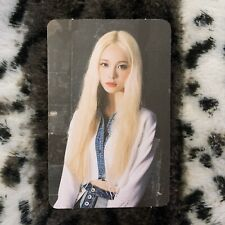 *U.S SELLER* RARE *OOP* FIRST PRESS LOONA OFFICIAL PHOTOCARD JINSOUL SOLO K-POP