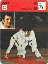 1979 Sportscaster Card Judo Patrick Vial  # 83-15 NRMINT