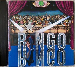 RINGO STARR CD - RINGO - REMASTERED + 3 BONUS TRACKS - THE BEATLES