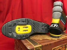 NEW GAERNE Polar MTB winter cycle shoes Scarpe  EU41 in black/silver