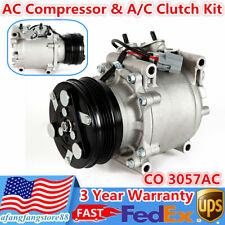 Ac Compressor Clutch For Honda Civic L4 16l 1996 2000 Co 3057ac 38810p2fa01