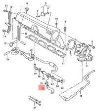 Genuine Hose AUDI Audi TT Coupe Roadster 8N 06A133783AT