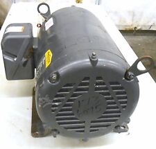 BALDOR, INDUSTRIAL MOTOR, M2506T, 37F599T374H1, HP 7 1/2, 1145 RPM, PHASE 3