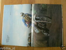 MV8015-POSTER WILKEN KTM CROSS,HESKETH,KAWA KZ1000H,GP