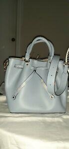Michael Kors Blakely Handbag In Pale Blue Blakely
