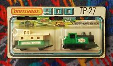 Matchbox 900 Twin Pack TP27: Steam Loco & Caboose - Made in England: c.1978