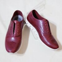 Cole Haan ZeroGrand Women's Brown Leather Wingtip Oxford Size 6B