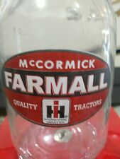 Mccormick Farmall Ih Tractor Oil Bottle international harvester cub sign Ih Ac
