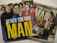 "NENEH CHERRY ""MAN"" - CD"