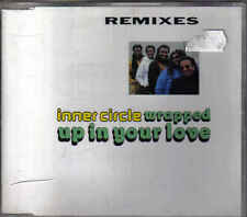 Inner Circle-Wrapped Up In Your love Remixes cd maxi single