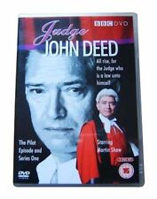 Judge John Deed - Series 1 (DVD, 2006) Martin Shaw
