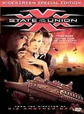 XXX: State of the Union (DVD, 2005, Special Edition, Widescreen) NEW