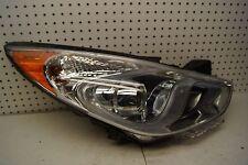 2011 12 13 2014 Hyundai Sonata Hybrid Right Side LED Halogen Headlight OEM USED