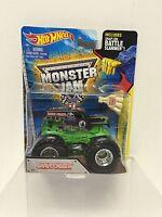 Hot Wheels Monster Jam: Grave Digger #1  1:64 Scale Monster Truck - 2014