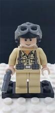 Lego Soldado Alemán 1 Minifigura iaj003 Indiana Jones Motocicleta Chase 7620
