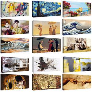 Quadri moderni Jack Vettriano Mad Dogs Quadro Stampa su tela cm 100x50 Arte Casa