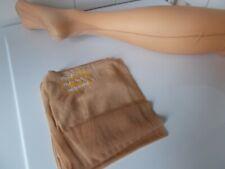 1 paire de bas nylon à couture vintage T.4/10