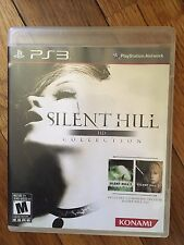 Silent Hill HD Collection (Sony PlayStation 3, 2012) Complete