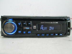 Dual XDMA350 Replacement Radio Stereo Receiver *Faceplate Only* Tested