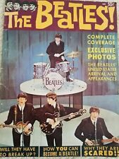 The Beatles Complete Coverage of New York Appearance Magazine 66 Pages