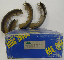 Suzuki Swift 1984 - 1986 rear brake shoes Suzuki Swift G13A 180MM shoes