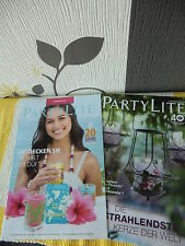 Partylite Frühling / Sommer Katalog 2013 / 2014 für Sammler !!! NEU / OVP