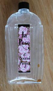 Ancien petit parfum  la rose d honoré payan