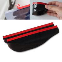 2PCS Car Accessories Truck Rear View Mirror Shield Sticker Rearview Sun Visor