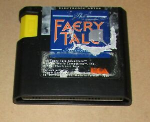 Faery Tale Adventure for Sega Genesis Fast Shipping!