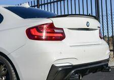 M2 BMW 2 Series Carbon Fibre Spoiler 2014 + F87 M2 Trunk Boot Lid F22 M235 M240
