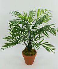 Zimmerpalme / Palmenbusch 42cm im Topf GA Kunstpflanzen Kunstpalmen künstliche