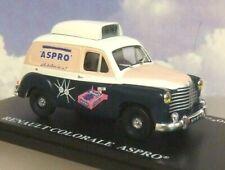 """1/43 RENAULT COLORALE """"ASPRO"""" TOUR DE FRANCE 1955 P/A ADVERTISING PUBLICITY VAN"""