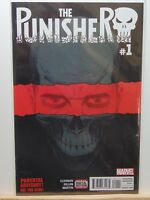 Punisher #1  Marvel Comics vf/nm CB2977