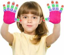 Led Gloves Light Up Kids Toys Boys Girls for Age 5 6 7 8 9 10 Years