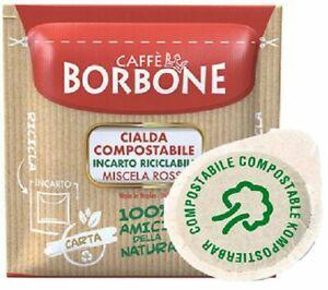 CIALDE caffe BORBONE miscela ROSSA @ espresso originale 150 300 450 600 750 900