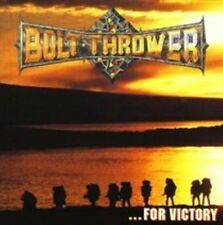 Bolt Thrower ...for Victory CD Earache Mosh120cd 1994