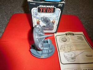 Vintage Star Wars Radar Laser Cannon In Its Original Box With Instructions 1983