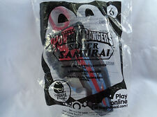 McDonald's 2012 Power Rangers Super Samurai Shark Sword Launcher #6 New