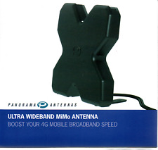 Panorama Ultra Wideband 2G 3G 4G MiMo 700-2700MHz Antenna TS9 / SMA