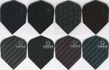 6 PACK OF HARROWS CARBON & ATOMIC Dart Flights: 6 sets