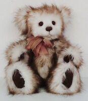 "Stunning artist bear OOAK By Lena Volkova Teddy Kingdom 16"" $600"