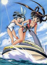 Neon Genesis Evangelion Ansichtskarte Zeichentrick Japan Anime Jet Ski Nr. 1