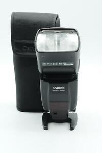 Canon 580EX II Speedlite Shoe Mount Flash 580EXII #392