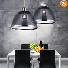 2 X Couvrir Rétro Luminaire Plafond Noir Vintage Chambre à Coucher Cuisines
